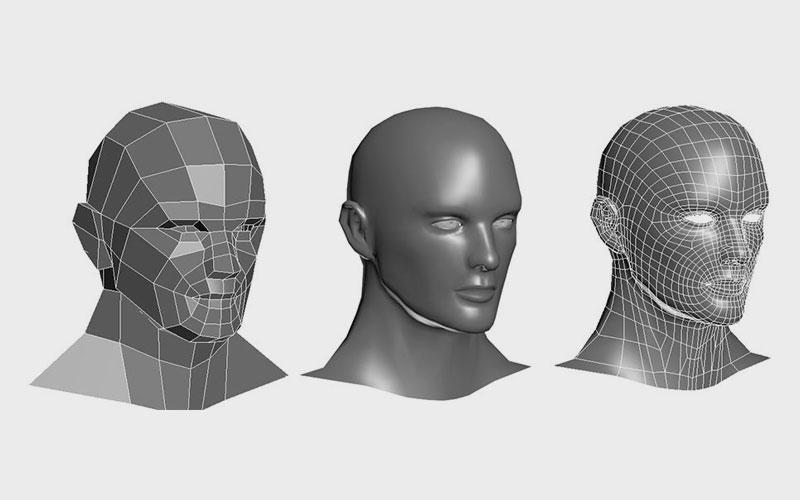 مدلسازی سه بعدی